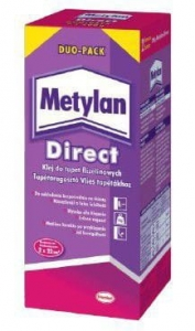 Klej Direct Duo-Pack 2x200g Metylan