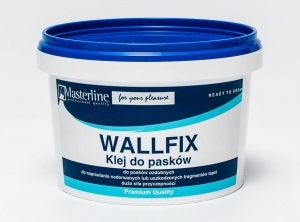 Klej WALLFIX 250g Masterline