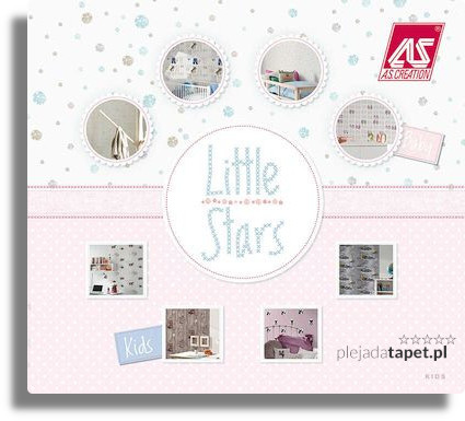 Katalog Tapet AS Little Stars