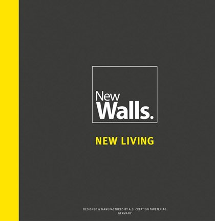 Katalog tapet AS New Walls